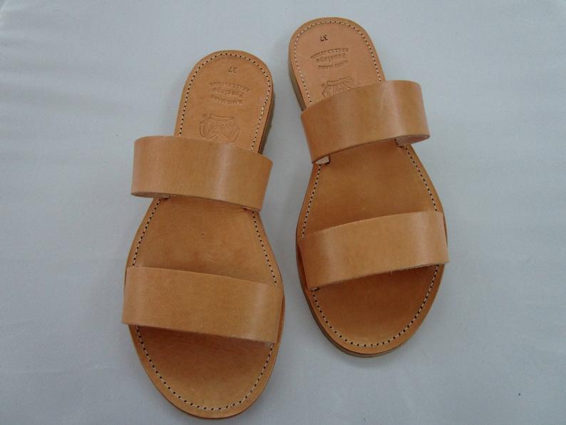 Women shoes Women sandals Natural strappy sandals Handmade sandals Greek Leather sandals