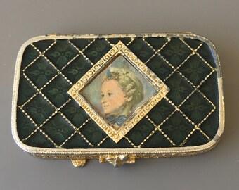 Vintage Estee Lauder solid Perfume Box