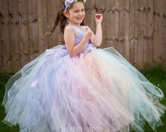46572c74d31 Unicorn tutu dress