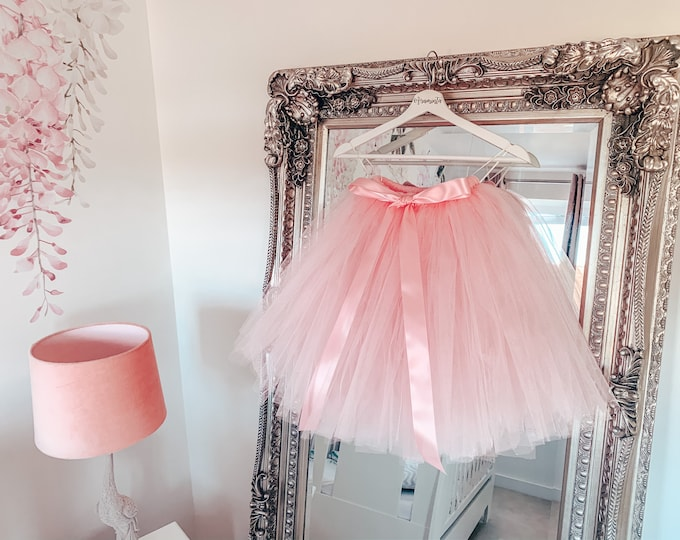 Girls tutu, tutu skirt, flowergirl tutu, bridesmaid tutu, wedding tutu, birthday tutu, cakesmash tutu, lilac tutu