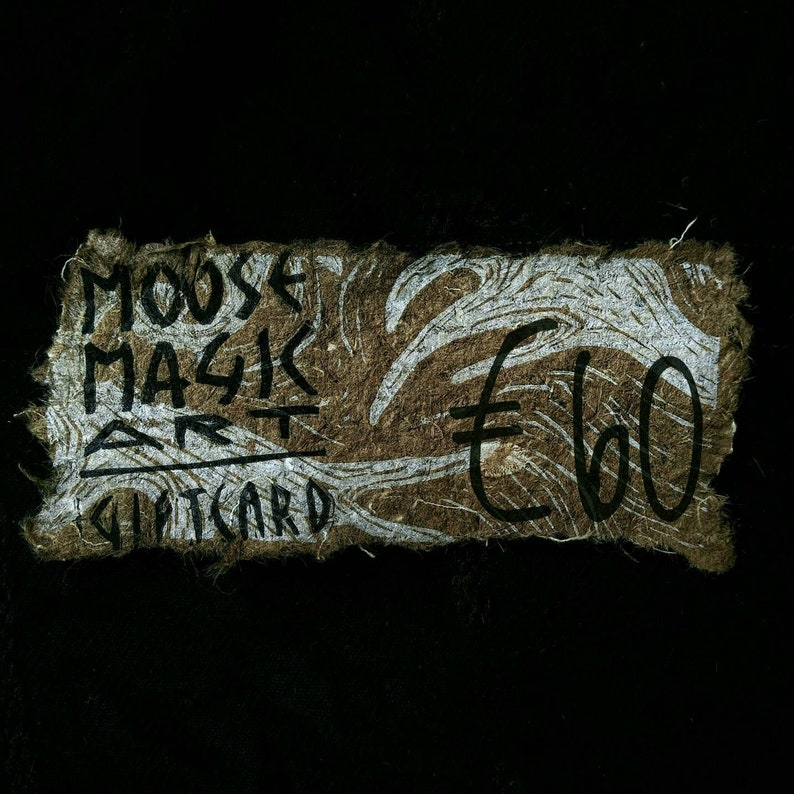 MOOSEMAGIC GIFT CARD