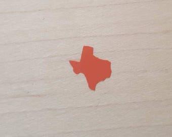 Texas Nail Art