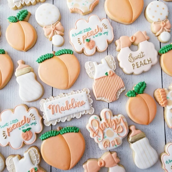 Baby Shower Coolies customize them to your taste!