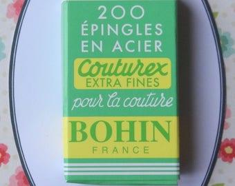 Box of 200 fine extra pins - pins