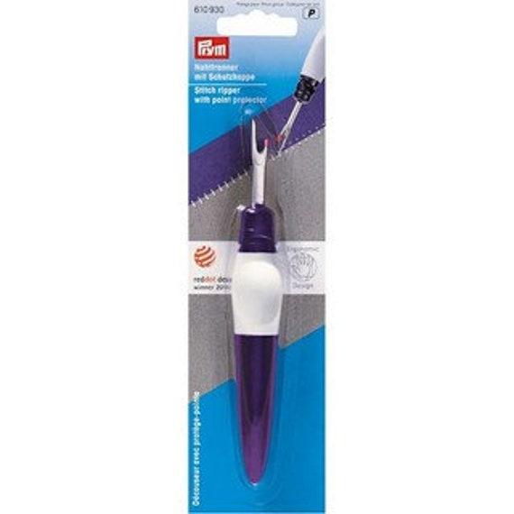 Dark Violet Large Prym Ergonomic Thimble