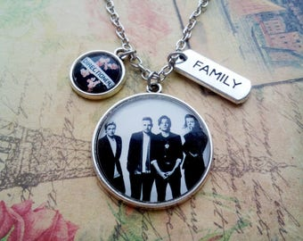 One direction necklace, directioner jewelry