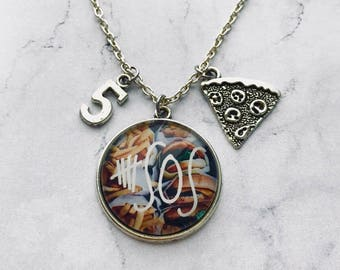 5 seconds of summer necklace, 5sos jewelry