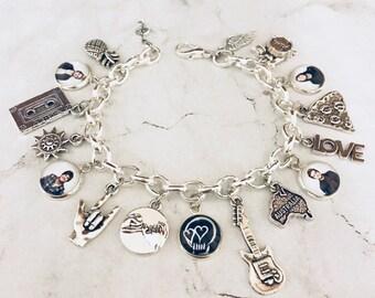 5 seconds of summer jewelry, 5 sos sharm bracelet