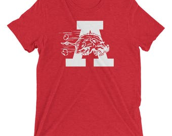Arkansas Razorback Vintage Short sleeve t-shirt