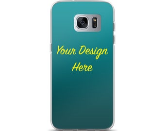 Custom Designed *YOUR DESIGN* Samsung Case