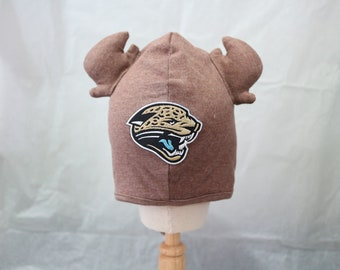 Jacksonville Jaguars baby hat with Embroidered Logo dd31027fcd2