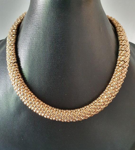 CINER Necklace 1970s