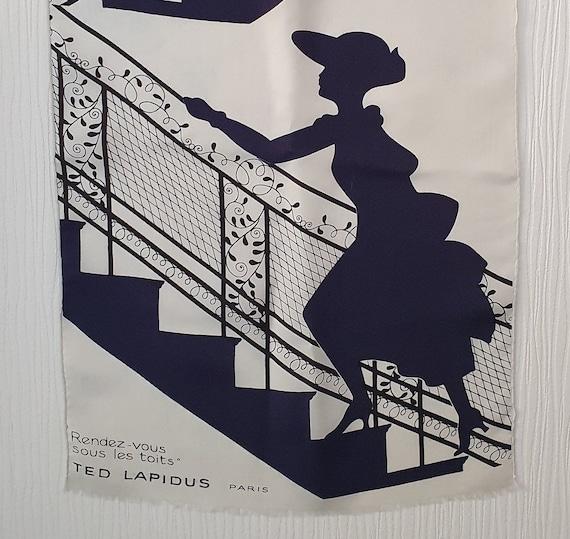 TED LAPIDUS Paris