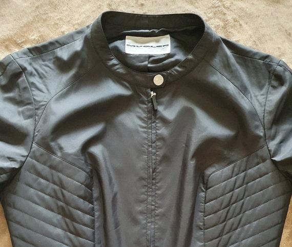 Thierry MUGLER silk jacket