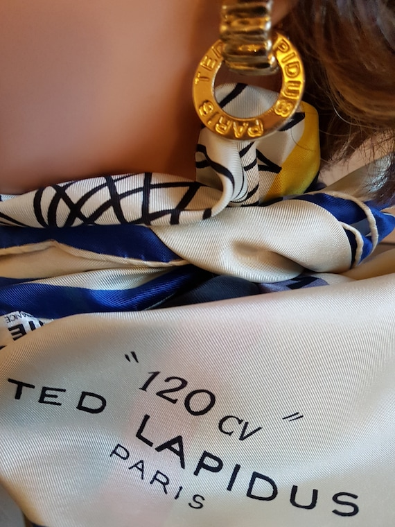 Ted LAPIDUS Clips 1980's - image 3