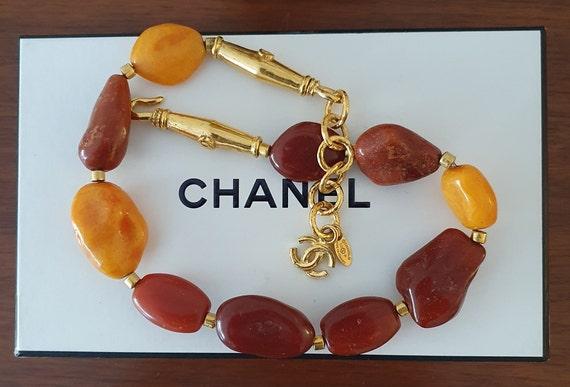 CHANEL Gripoix 98s