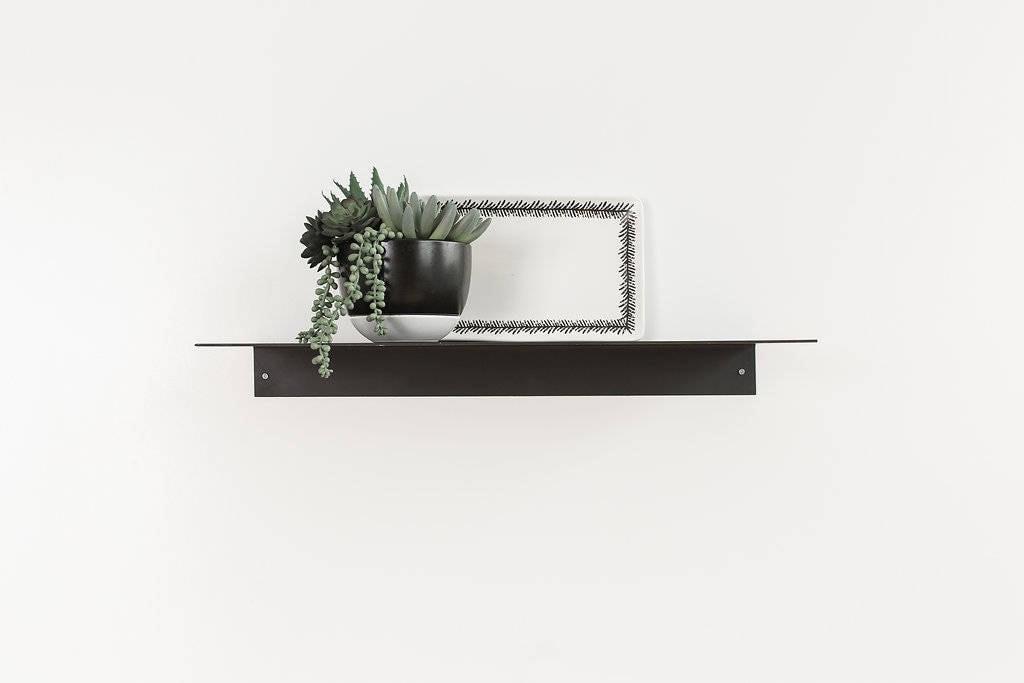 Metal Floating Kitchen Shelf 5 Deep Picture Etsy