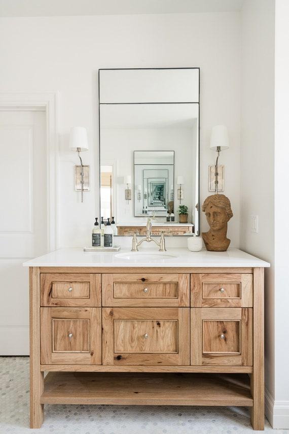 Full Length Large Modern Wall Mirror, Large Rectangular Modern Mirrors