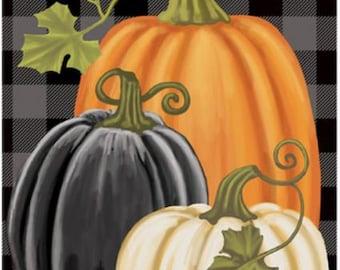 pumpkin checked