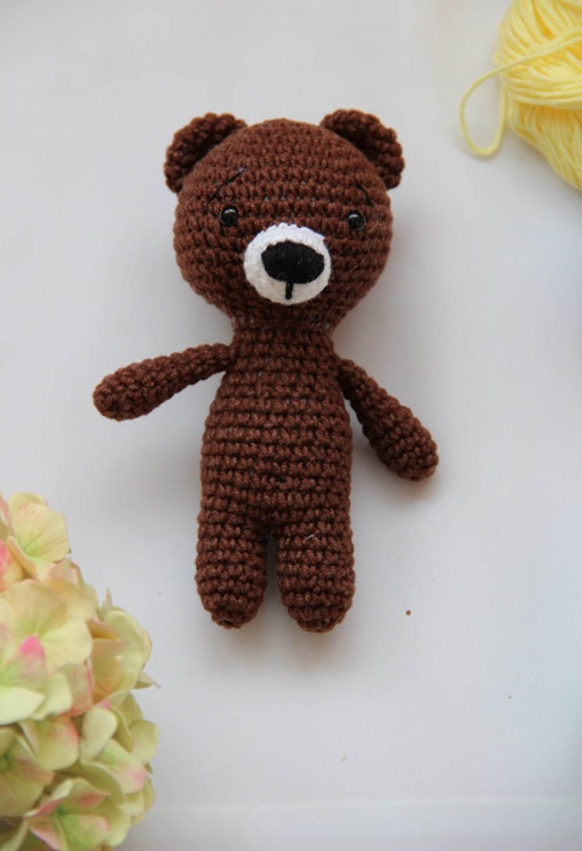 Free Amigurumi Bear Toy Softies Crochet Patterns | Crochet bear ... | 3000x2048