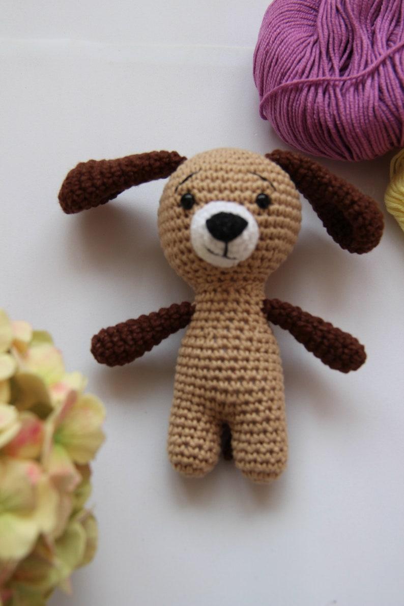 25 Free Amigurumi Dog Crochet Patterns to Download Now! | 1191x794