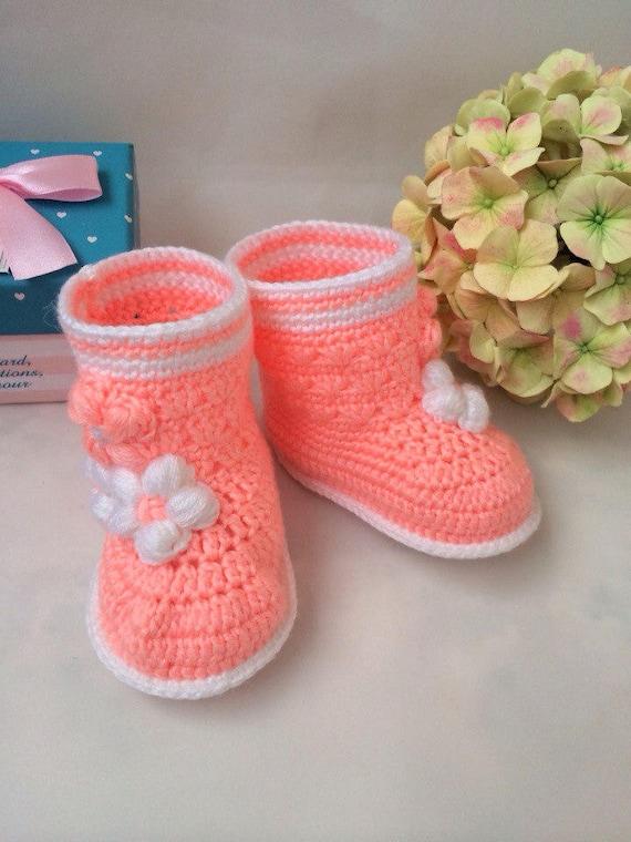Babyschuhe Blumen: : Schuhe & Handtaschen