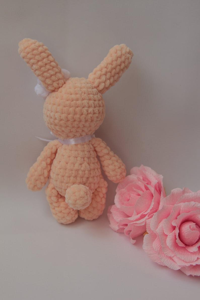 China Custom Amigurumi Crochet Bunny Animals Rabbit Doll - China ... | 1191x794