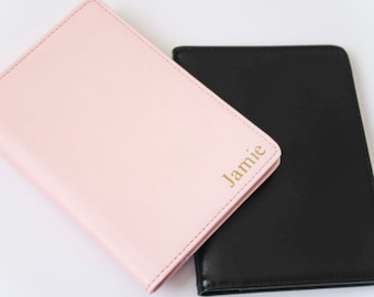Passport Waterproof Case Apanese Girl Doll Japanese Umbrellas Stylish Pu Leather Travel Accessories Passport Cases For Women For Women Men