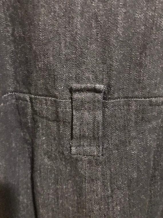 1970s handmade overalls jumpsuit - image 5