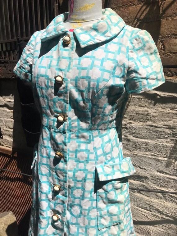 Sarmi 1960s summer day dress