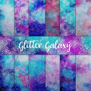 Glitter Ombre Ombre Backgrounds Glitter Textures Digital Etsy