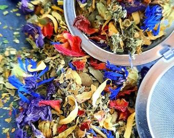 Hormonal Tea, Sacred Feminine, Mestrual tea, Femini-tea, Womens tea-wellness-25g