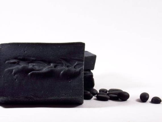 Charcoal and Tea Tree Facial Soap