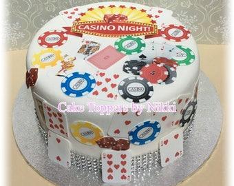 23pc Edible PRECUT Icing DC SUPERHERO GIRLS Birthday Star Cake Topper Set