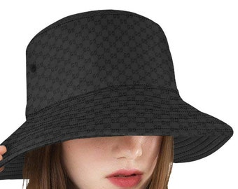 7c708a75085 Gucci Inspired Unisex Bucket Hat