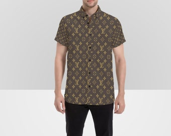ad9c4773ea0a Men s LV Inspired Shirt