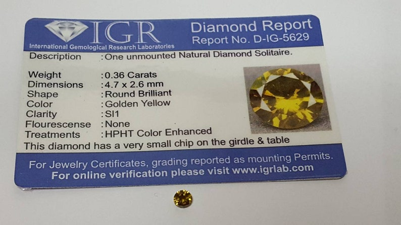 Beautiful Unmounted Natural 0.36ct  4.7x 2.6mm Diamond Solitaire