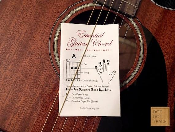 Acoustic Guitar Chords Book