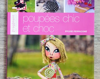 NEW - Book chic dolls and shock