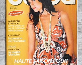 Magazine June 2007 Burda (90)