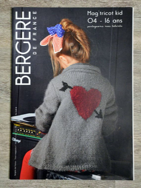 Bergere de france knitting pattern magazine Autumn//Winter 25 patterns
