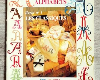 Alphabets - book 1 the classic encyclopedia
