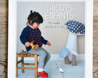 NEW - Book kids knits - 25 patterns for 2-6 years