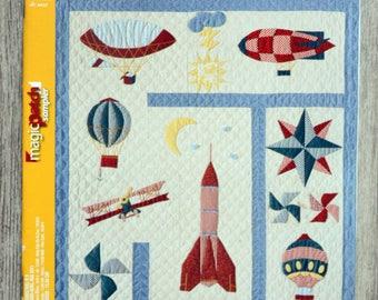 Magic 8 - Samplers patch magazine