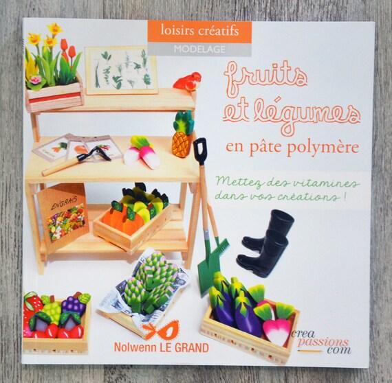 Nine Buch Obst Und Gemüse In Der Modellierung Von Buch Etsy