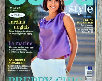 Magazine April 2011 Burda (136)