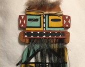 Kachina doll this is the traditional Kachina (Katsina)