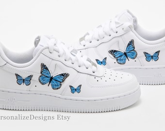 Girls Custom Nike Air Force 1 Low