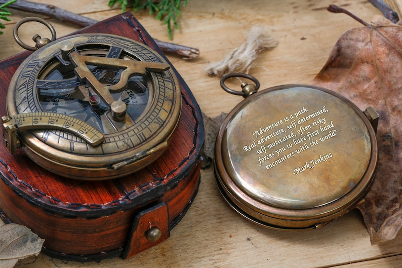 Motivated Vintage Light Cover Glass Ship Compass Marine Maritime Attractive Fashion Antiques