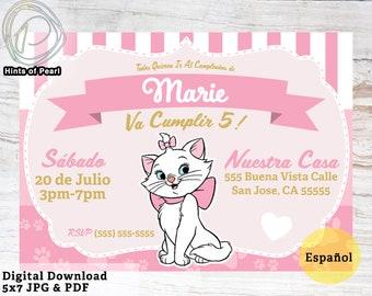 Skye La Patrulla Canina Invitacion De Cumpleaños Digital Etsy